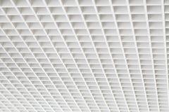 Soffitto quadrato della maglia Immagini Stock