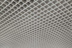 Soffitto quadrato della maglia Fotografia Stock Libera da Diritti