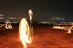 Sofia ` στην πυρκαγιά ` Στοκ Φωτογραφίες