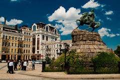 Sofia square Royalty Free Stock Photo