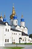 Sofia Assumption Cathedral of the Tobolsk Kremlin, Russia. Stock Photos