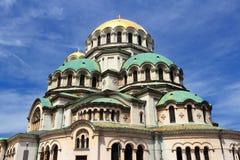Sofia Bułgaria katedra obraz stock