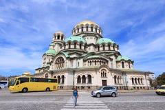 Sofia bulgari zdjęcia stock