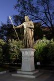 The Statue of King Samuel Tsar Stock Photography