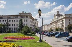 Sofia Bulgaria downtown Royalty Free Stock Photography