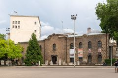 Sofia Bulgaria National Archaeological Museum royalty free stock photography