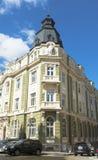 SOFIA, BULGARIA - OCTOBER 08, 2017: bank of Sofia, landmark of a Stock Photos