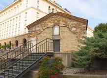 SOFIA, BULGARIA - OCTOBER 08, 2017: St. Petka Samardgijskaya chu Royalty Free Stock Image