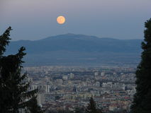 Sofia,Bulgaria. One of the beauty place in Bulgaria stock images