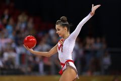 Dina AVERINA Russia stock photo