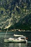 Sofia, BULGARIEN - 15. Juni: Touristische Exkursionsbootsreise auf einem Yacht jn am 16. Juni 2014 Lizenzfreies Stockfoto