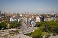 Sofia, Bulgarije royalty-vrije stock foto