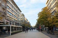 Sofia, Bulgarije royalty-vrije stock foto's