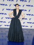 Sofia Carson. At the 2017 MTV Video Music Awards held at the Forum in Inglewood, USA on August 27, 2017 Stock Photos