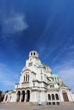 Sofia Cathedral Royalty Free Stock Photos