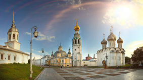 Sofia Cathedral Vologda Kremlin Royalty Free Stock Images