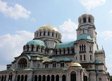 Sofia church Royalty Free Stock Photography