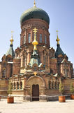 Sofia Church harbin China Royalty Free Stock Photography