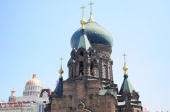 Sofia Church Harbin Chine photos libres de droits