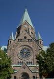 Sofia Church, Stockholm Stock Image