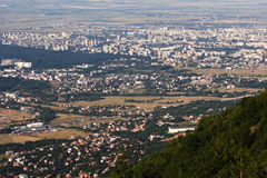 Sofia City - Capital of Bulgaria Stock Photography