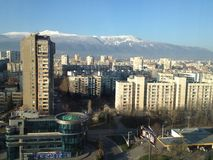 Sofia city suburbs housing Stock Photo