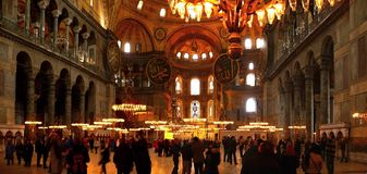 Sofia Constantinople Church Imagem de Stock