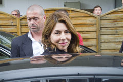Sofia Coppola Stock Photo