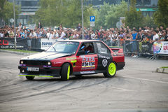 Sofia drift week Royalty Free Stock Photography