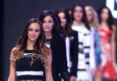 Sofia Fashion Week Immagini Stock Libere da Diritti