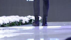 Sofia Fashion Week stock video footage