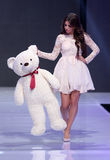 Sofia Fashion Week Teddy bear Stock Photography