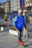 Sofia International Marathon sight Royalty Free Stock Photo