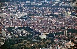 Sofia, kapitał Bułgaria Zdjęcia Royalty Free
