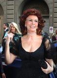 Sofia loren, l'Italia Immagine Stock Libera da Diritti
