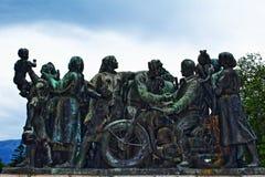 Sofia monument Bulgaria Royalty Free Stock Photo