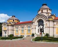Sofia offentlig Bathhouse Arkivbild