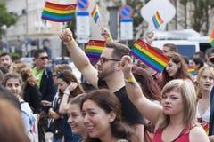 Sofia Pride Imagens de Stock