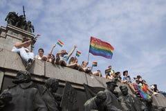 Sofia Pride photo stock
