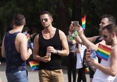 Sofia Pride image stock