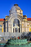 : Sofia Public Mineral Baths Lizenzfreies Stockfoto
