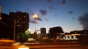 Sofia-Straße lizenzfreies stockbild
