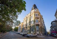 Sofia-Straßen Stockbilder
