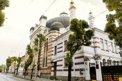 Sofia-Synagoge Bulgarien Stockbild