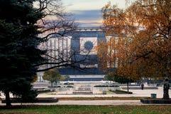 Sofia urban landscape Stock Photos