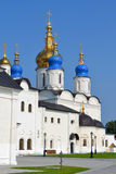 Sofia Uspensky a cathedral in the Tobolsk Kremlin Royalty Free Stock Photo