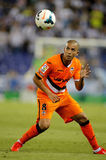 Sofiane Feghouli of Valencia CF Royalty Free Stock Photography