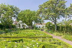 Sofiero trädgård arkivbilder