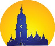 Sofijsky Kathedrale Stockfoto