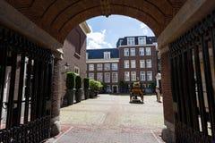 Sofitel传奇盛大旅馆在阿姆斯特丹 图库摄影